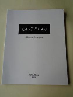 Ver os detalles de:  Debuxos de negros. 12 láminas (Edición conmemorativa do traslado dos restos de Castelao, 1984)