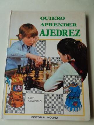 Quiero aprender ajedrez (Ilustrado por Tony Street) - Ver los detalles del producto