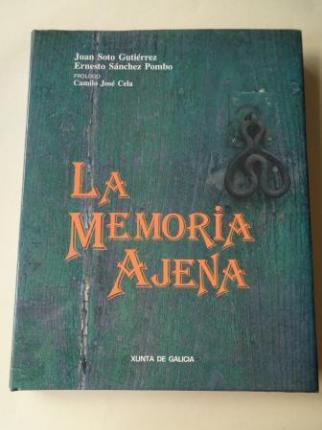 La memoria ajena (Fotografías en color + textos en castellano) - Ver los detalles del producto