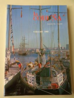 Ver os detalles de:  LA CORUÑA PARAISO DEL TURISMO. Verano 1985. Publicación anual