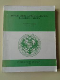 Ver os detalles de:  Estudio sobre el Priscilianismo en la Galicia antigua (Tesis doctoral)