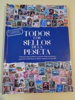 Ver os detalles de:  Todos los sellos de la peseta