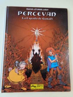 Ver os detalles de:  Percevan. La espada de Ganaël