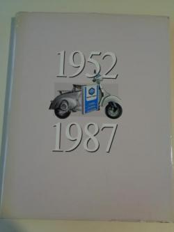 Ver os detalles de:  MOTO VESPA 1952-1987 (Historia da Vespa)