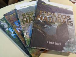 Ver os detalles de:  Espazo naturais. 4 tomos. A Coruña - Lugo - Ourense- Pontevedra