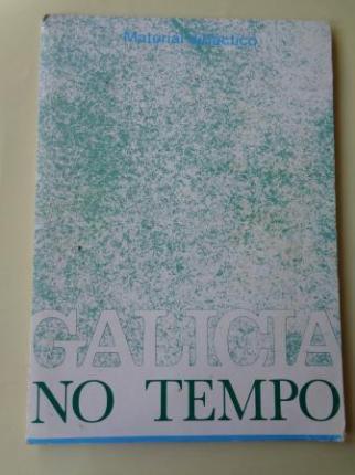 Galicia no tempo. Carpeta con material didáctico - Ver los detalles del producto