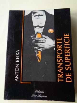 Transporte de superficie (edición bilingüe galego-español) - Ver os detalles do produto