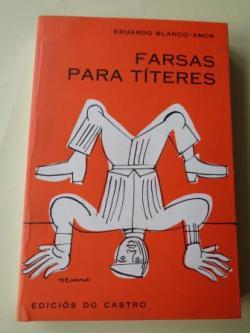 Ver os detalles de:  Farsas para títeres (Teatro en galego)