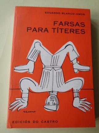 Farsas para títeres (Teatro en galego) - Ver os detalles do produto