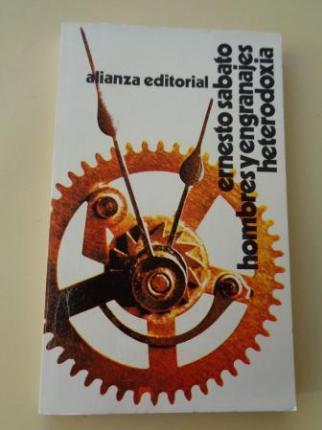 Hombres y engranajes / Heterodoxia - Ver os detalles do produto