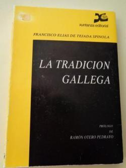 Ver os detalles de:  La tradición gallega