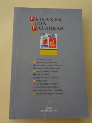 Paisaxes con palabras (12 relatos) - Ver los detalles del producto