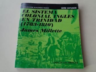 El sistema colonial inglés en Trinidad (1783-1810) - Ver os detalles do produto