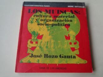 Los muscas: cultura material y organización socio-política - Ver os detalles do produto