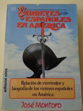 Virreyes españoles en América - Ver os detalles do produto