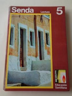 Ver os detalles de:  Senda 5. Libro de lectura EGB (1972)