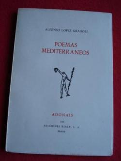 Ver os detalles de:  Poemas mediterráneos
