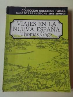 Ver os detalles de:  Viajes en la Nueva España