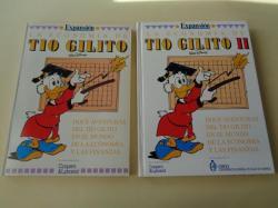 Ver os detalles de:  La economía de Tío Gilito. Volúmenes I y II