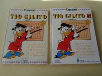La economía de Tío Gilito. Volúmenes I y II - Ver os detalles do produto