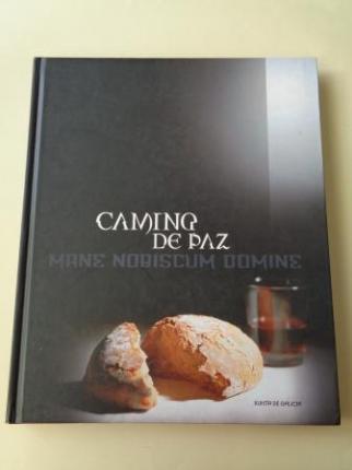 Camino de paz. MANE NOBISCUM DOMINE. Catálogo Exposición Catedral de Ourense, 2005 - Ver os detalles do produto