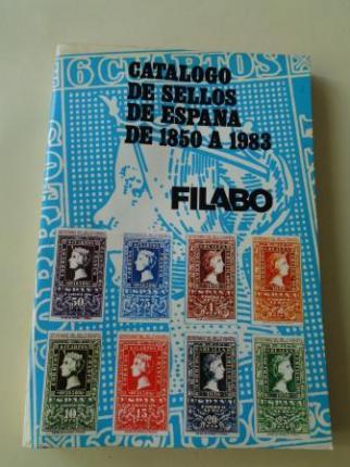 Catálogo de sellos de España de 1850 a 1983 - Ver os detalles do produto