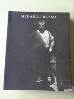 Ver os detalles de:  Medardo Rosso. Catálogo Esxposición Centro Galego de Arte Contemporánea, Santiago de Compostela, 1996