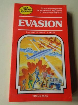 Evasión. Colección Elige tu propia aventura, nº 13 - Ver los detalles del producto