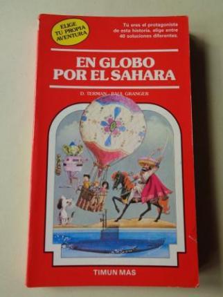 En globo por el Sahara. Colección Elige tu propia aventura, nº 27 - Ver os detalles do produto