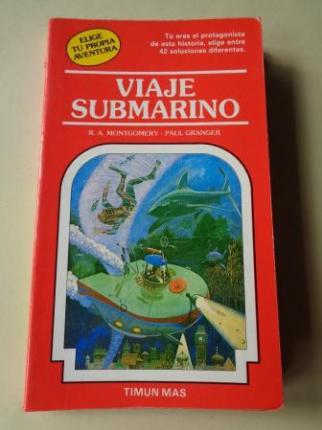Viaje submarino. Colección Elige tu propia aventura, nº 26 - Ver los detalles del producto