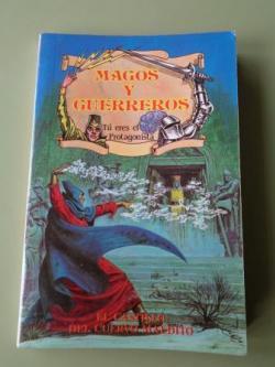Ver os detalles de:  El castillo del cuervo maldito. Magos y Guerreros, nº 5