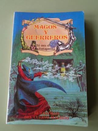 El castillo del cuervo maldito. Magos y Guerreros, nº 5 - Ver os detalles do produto