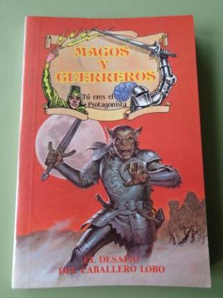 El desafío de Caballero Lobo. Magos y Guerreros, nº 7 - Ver los detalles del producto