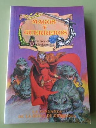 La venganza de la Reina de Dragones. Magos y Guerreros, nº 9 - Ver os detalles do produto
