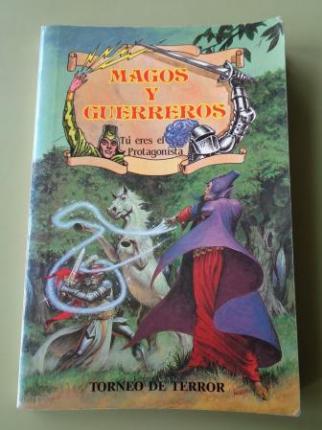 Torneo de terror. Magos y Guerreros, nº 10 - Ver os detalles do produto