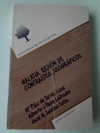Galicia, rexión de contrastes xeográficos - Ver los detalles del producto
