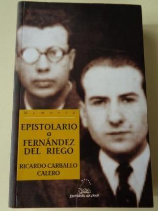 Epistolario a Fernández del Riego - Ver los detalles del producto
