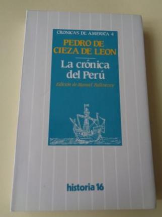 La crónica del Perú - Ver os detalles do produto