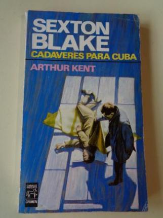 Sexton Blake. Cadáveres para Cuba - Ver os detalles do produto