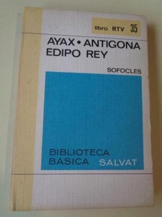 Ayax - Antígona - Edipo Rey - Ver os detalles do produto