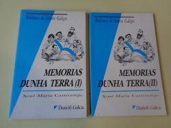 Ver os detalles de:  Memorias dunha terra I e II