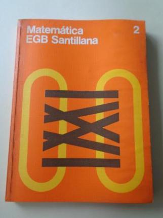 Matemática 3 (Santillana, 1977) - Ver os detalles do produto