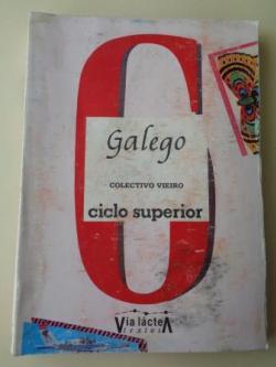 Ver os detalles de:  Galego. Ciclo superior. Colectivo Vieiro (Vía Láctea, 1987)