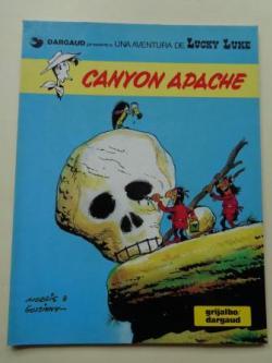 Ver os detalles de:  LUCKY LUKE. Canyon Apache