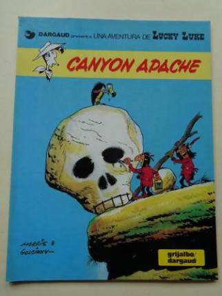 LUCKY LUKE. Canyon Apache - Ver los detalles del producto