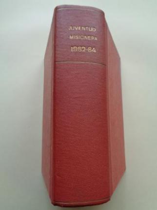 Revista Juventud Misionera. Años 1962 - 1963 - 1964 completos. 27 números: de 129 a 155. Suplemento del Boletín Salesiano - Ver los detalles del producto
