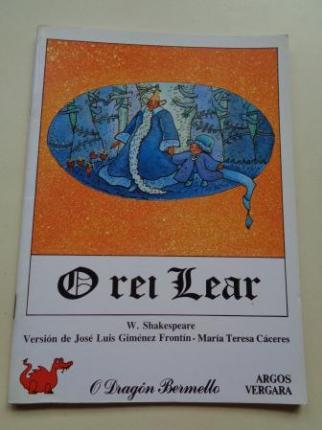 O rei Lear (Tradución de Carlos Casares) - Ver los detalles del producto