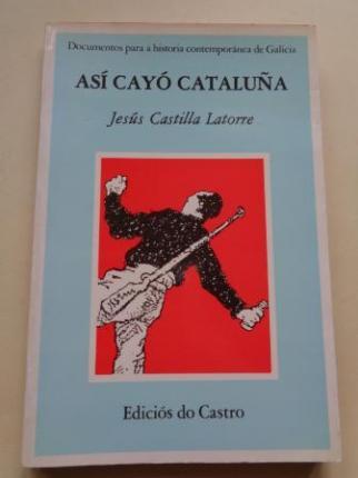 Así cayó Cataluña - Ver os detalles do produto