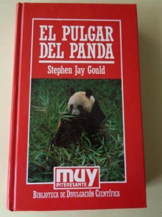 El pulgar del panda (Ensayos sobre evolución) - Ver os detalles do produto