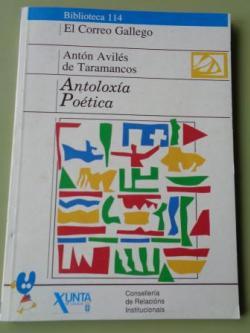 Ver os detalles de:  Antoloxía poética (1955-1990)